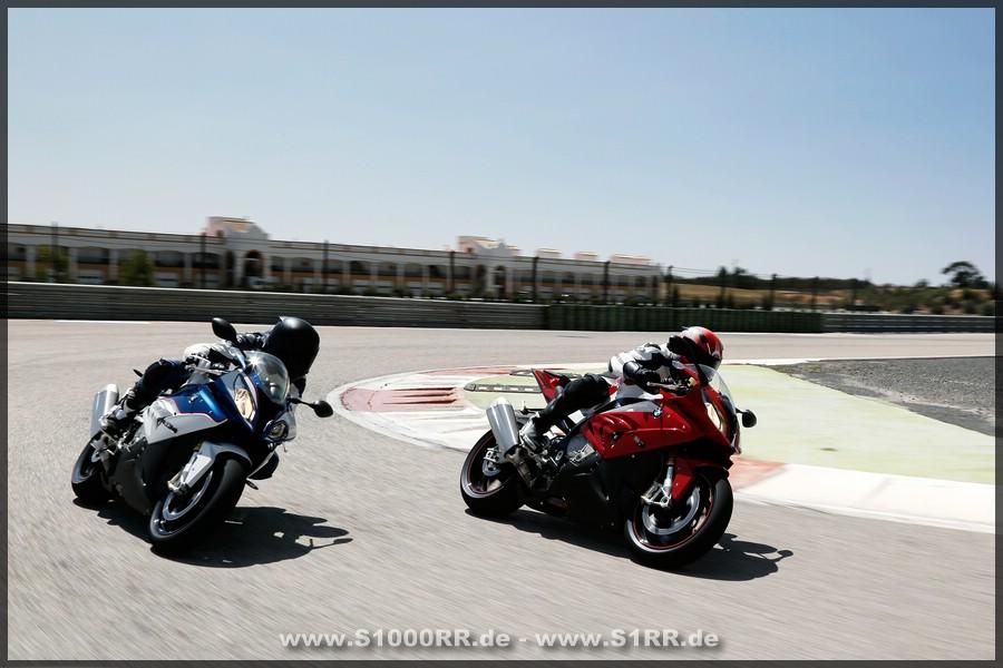 s1000rr - 2015 - 2 Motorräder