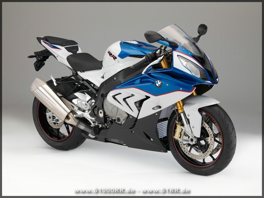 S 1000 RR - Motorsportfarbe