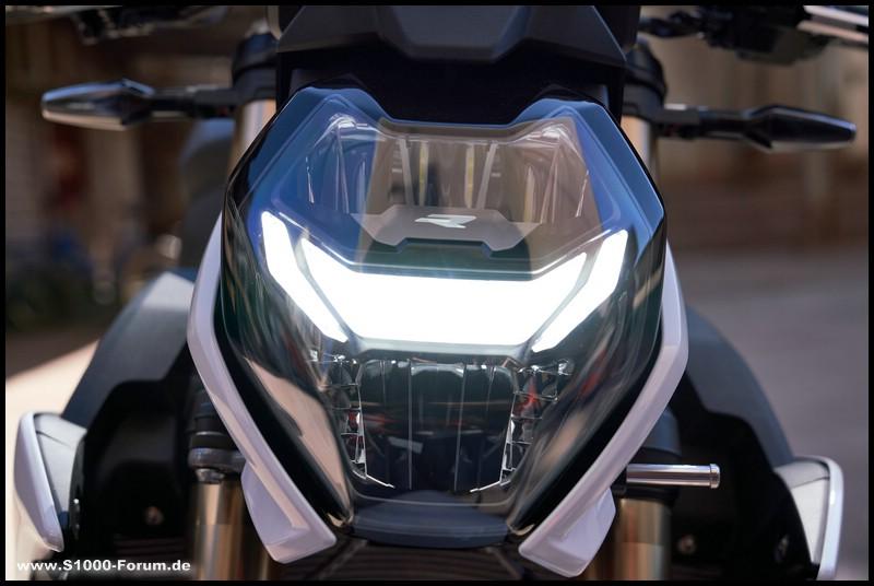 Scheinwerfer  S 1000 R - ab Mj. 2021
