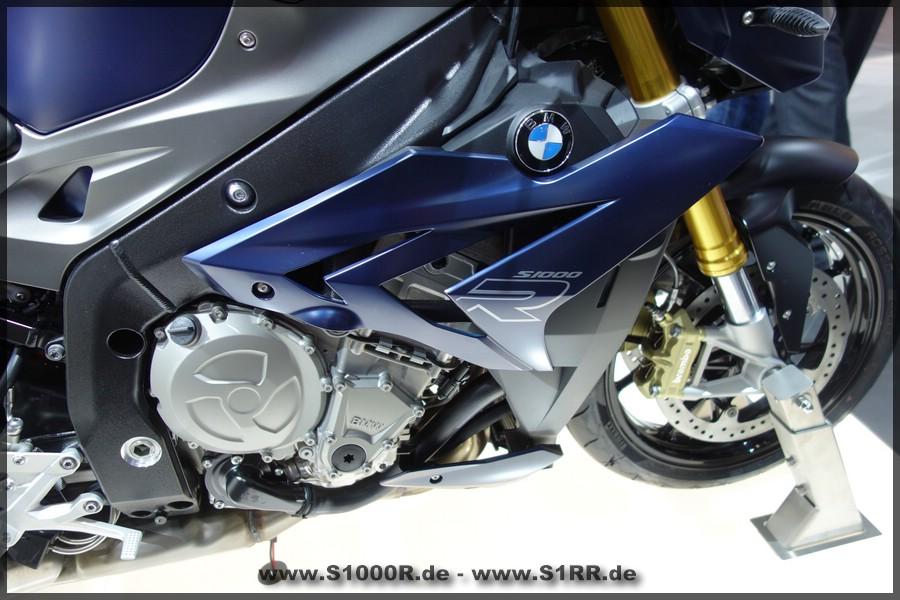Motoransicht S 1000 R