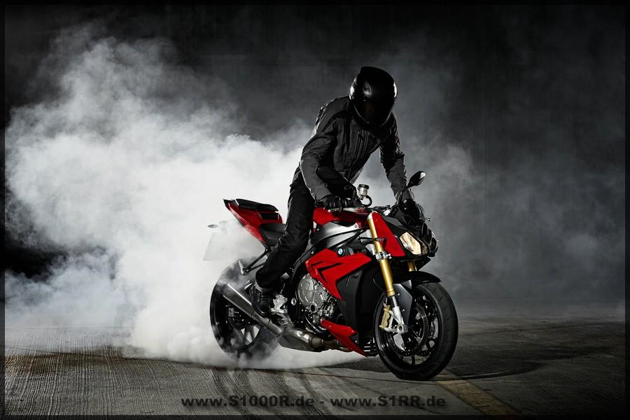S1000R - Burnout