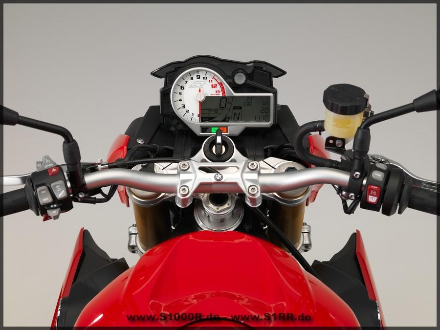 S1000R Armaturen