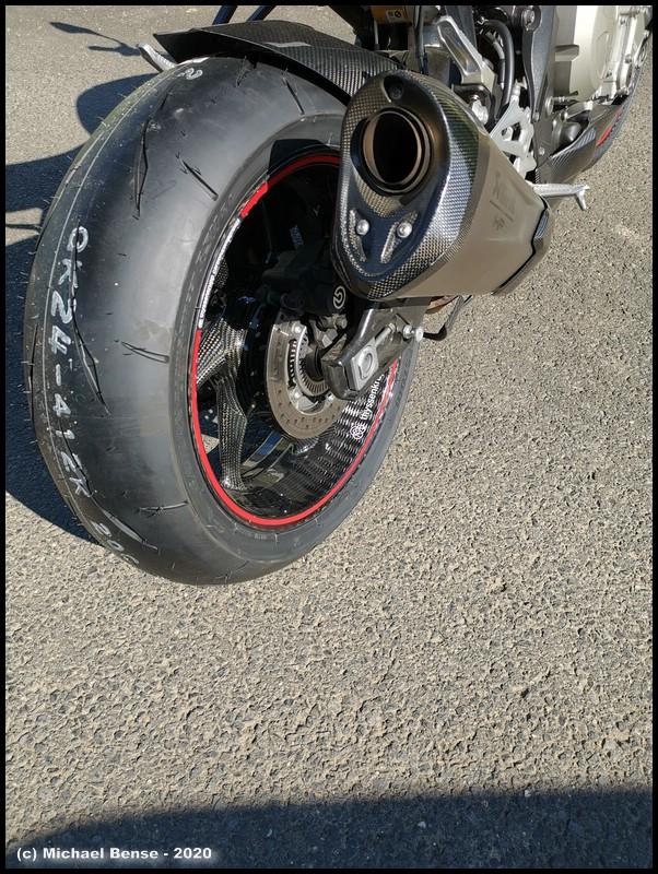 Bridgestone RS 11 - Neu - hinten
