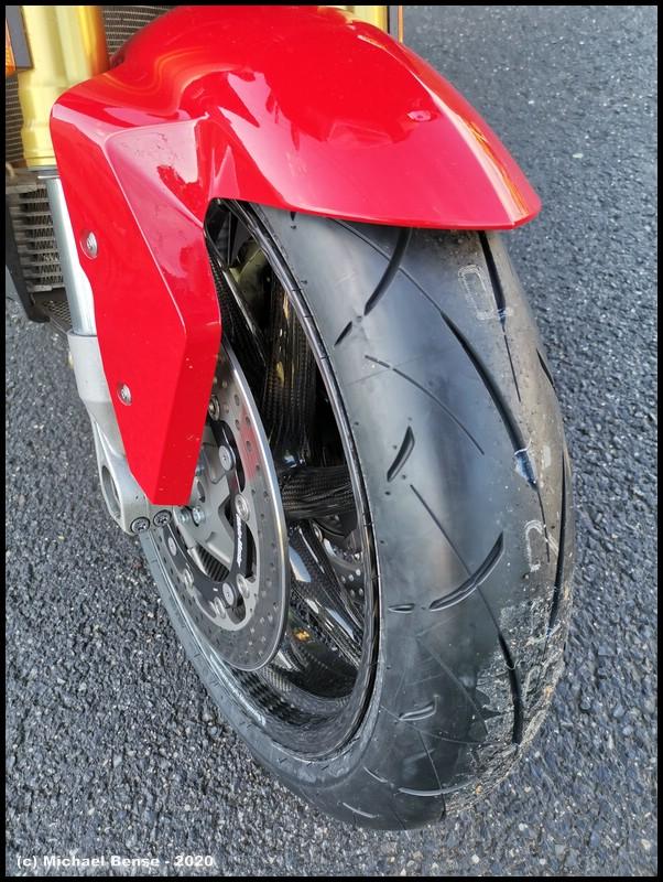 Dunlop Roadsport 2 - vorne - NEU