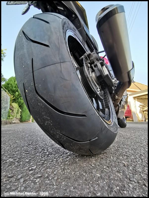 Dunlop Sportsmart TT - Neu hinten