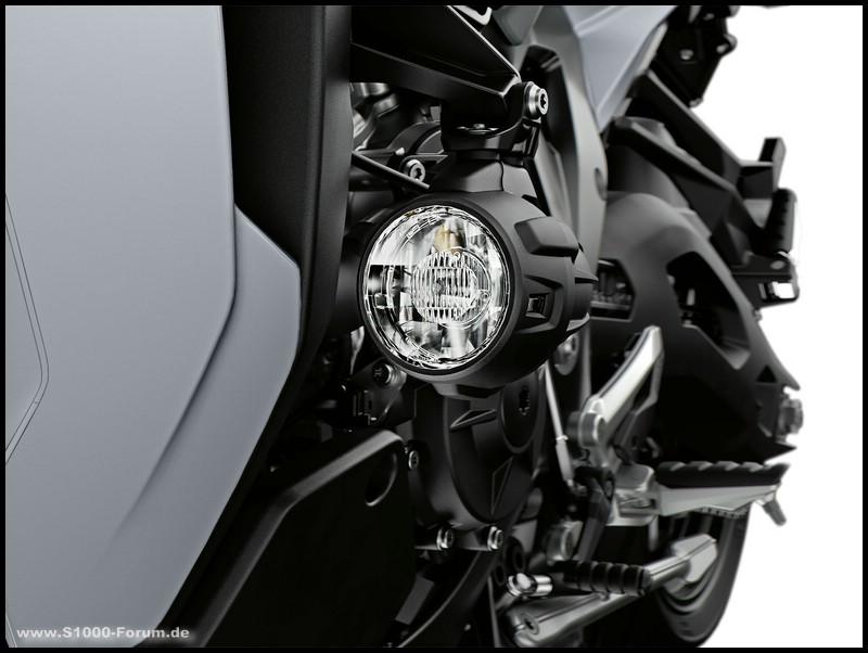 Zusatzscheinwerfer - S 1000 XR - K69