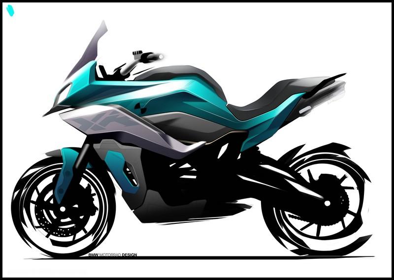 Designentwurf - S 1000 XR - K69