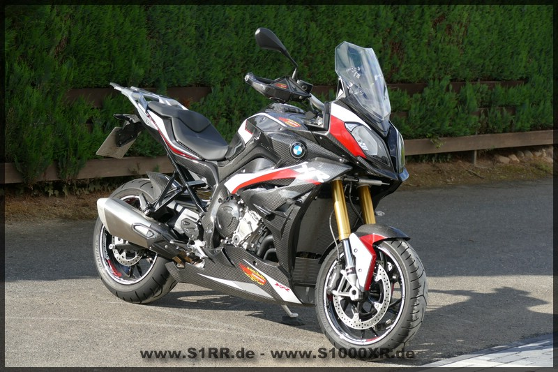 BMW - S 1000 XR - OSM62 - Ilmberger Carbon