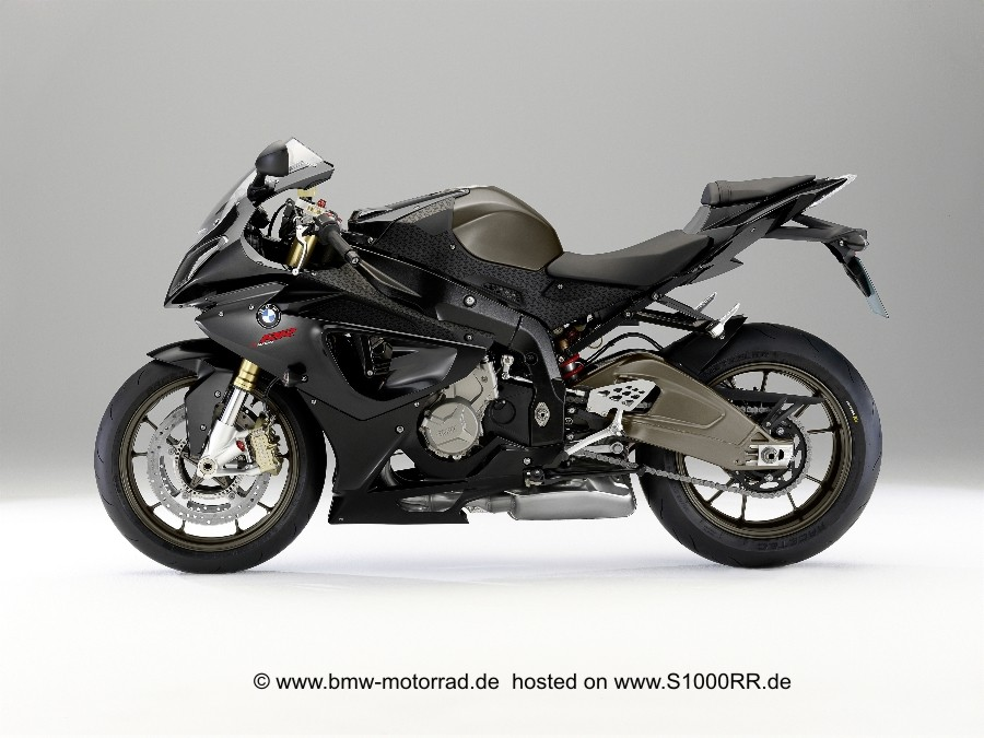 S 1000 RR In Thunder Grey Metalic