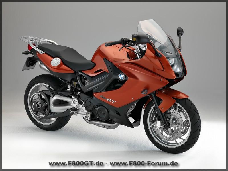 BMW f 800 GT - Seitenansicht