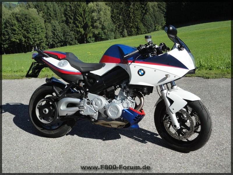 BMW F 800 S - Seite