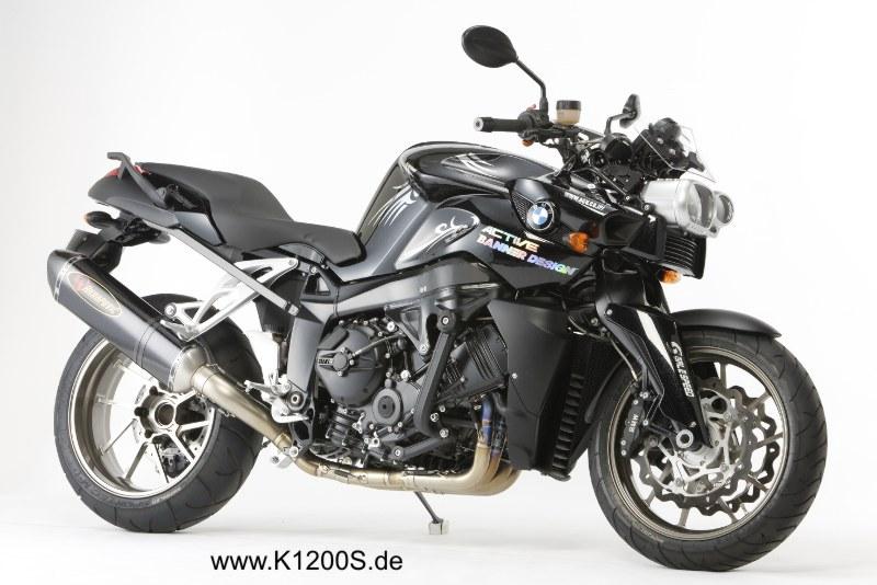 BMW K 1200 R - Seite