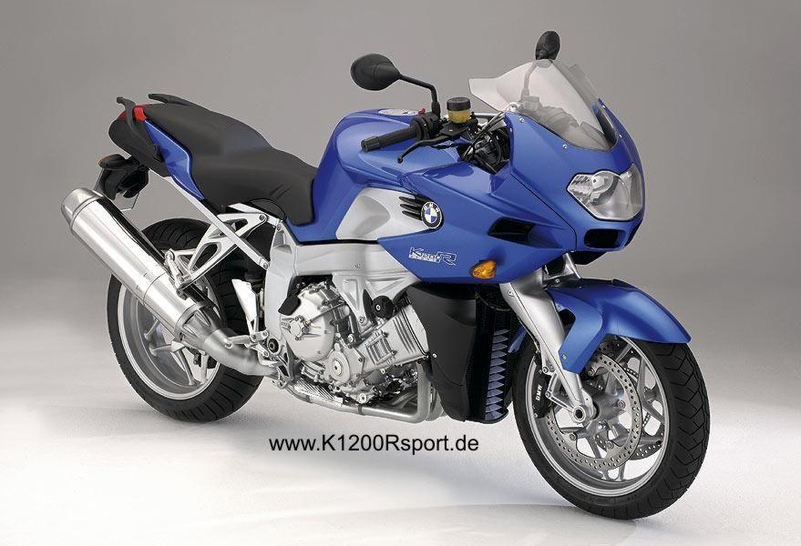 BMW K 1200R - Sport