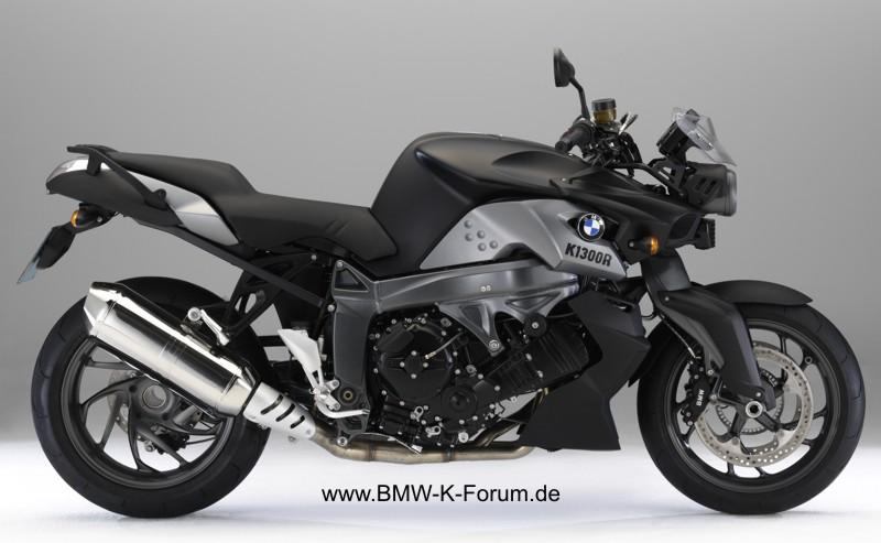 K 1300 R - rechte Seite - BMW