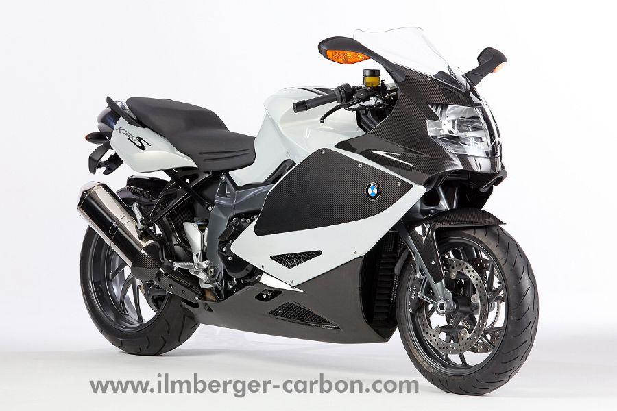 BMW K 1300 S Carbon Ilmberger - Seitlich