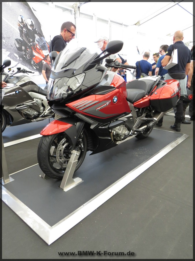 K 1600 GT
