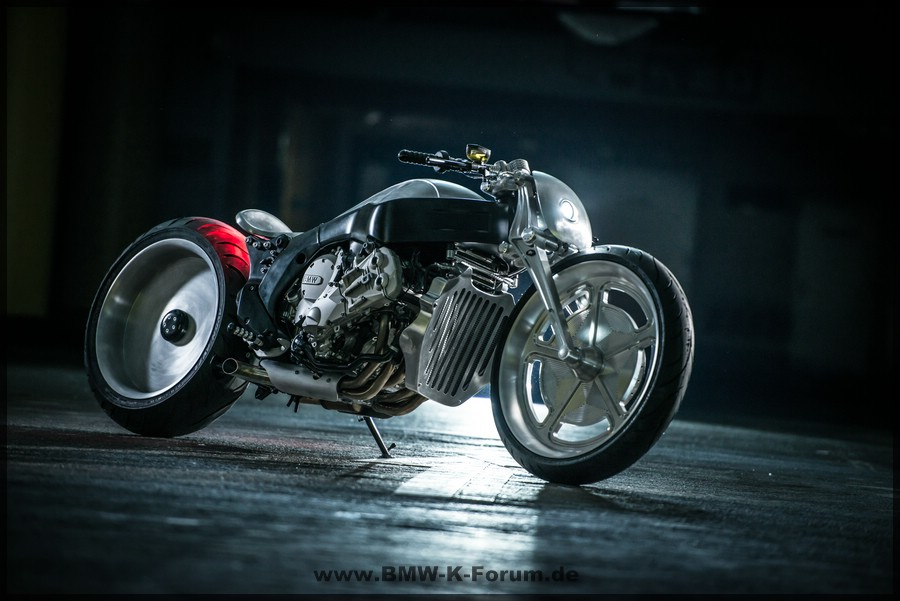 Bmw Concept Roadster Motorcycle Price