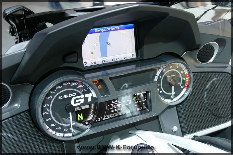 K1600GT - 2017 - Cockpit