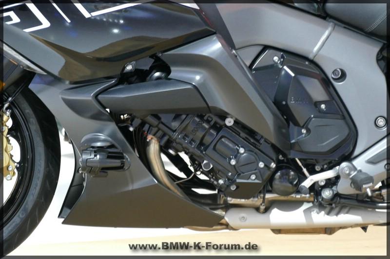 K1600GT - Seite - Motor