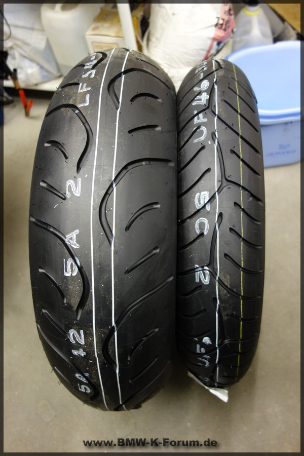 Which tyres are used - I-BMW.com