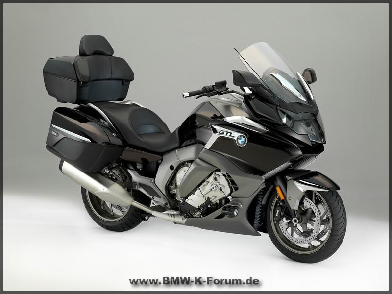 BMW K 1600 GTL - Seite