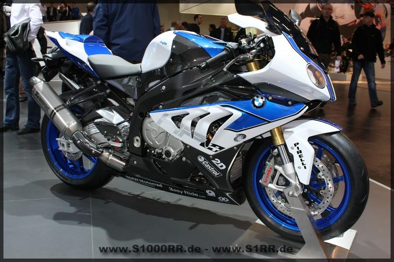 BMW HP4 Seite S 1000 RR