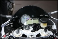 BMW HP4 Armaturen