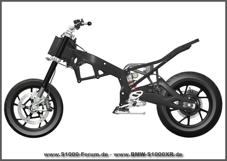 BMW S 1000 XR - Fahrwerk